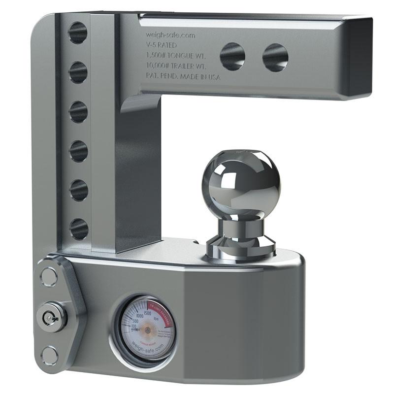 Weigh Safe Hitch >> Weigh Safe Trailer Drop Hitch | Award Winning Tongue Weight Scale