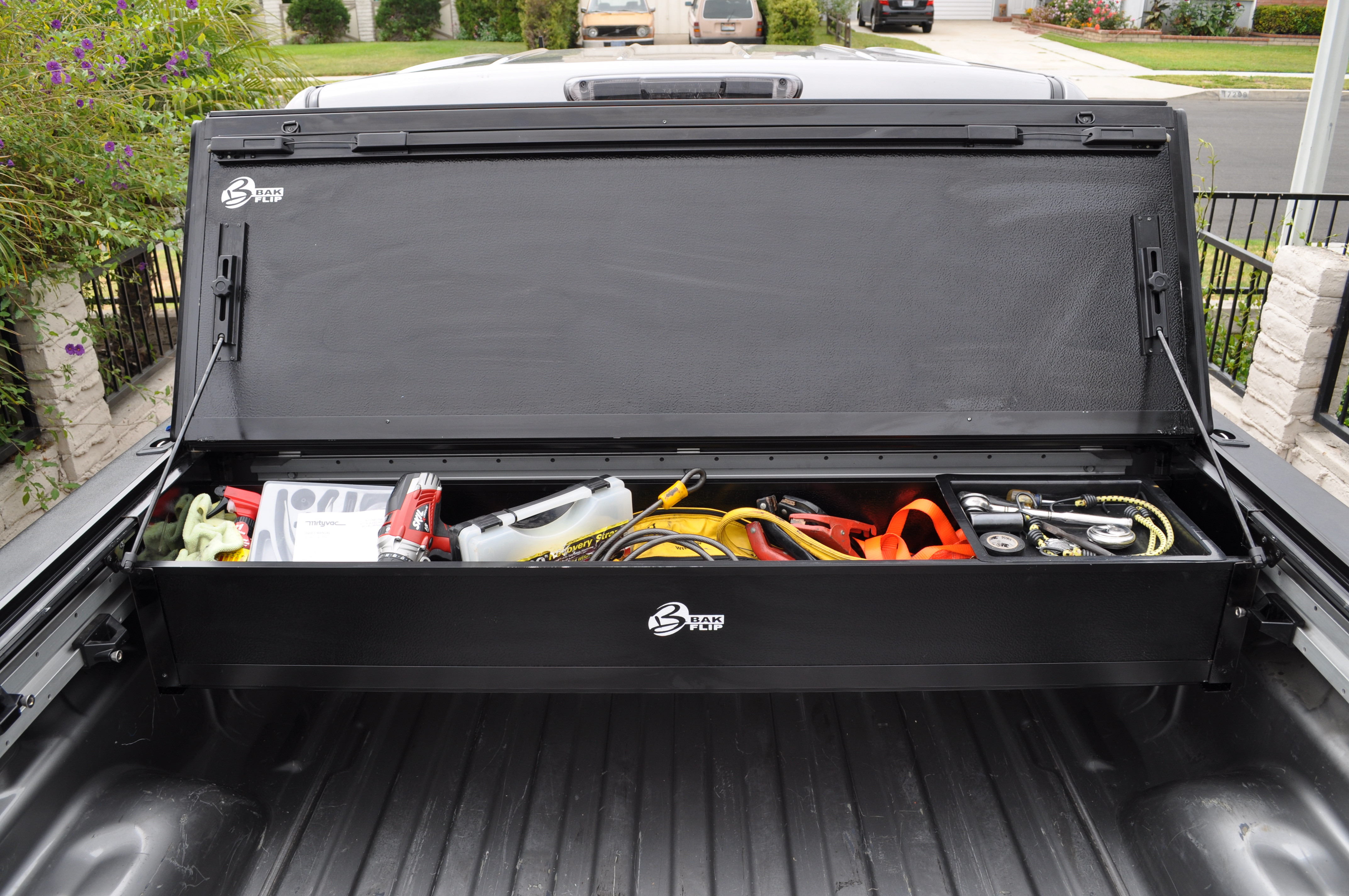 Bakbox 2 Toolbox For The Roll X Tonneau Cover