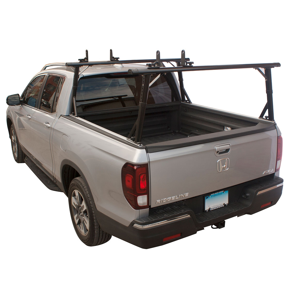 Revolver X2 Vantech Ladder Rack P3000 For Honda