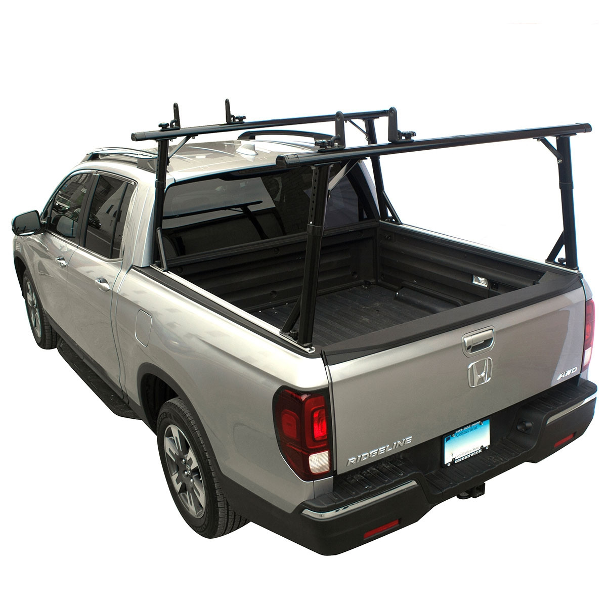 Vantech Ladder Rack P3000 For Honda Ridgeline 2017 Catalog