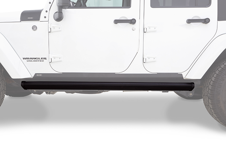 Amp Research Powerstep Automatic Retractable Running Boards