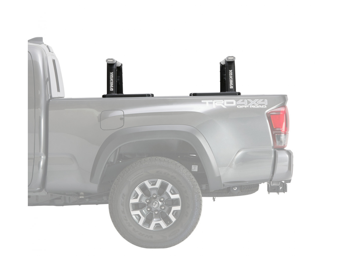 Yakima Midsize Outpost Hd Package For All Trucks