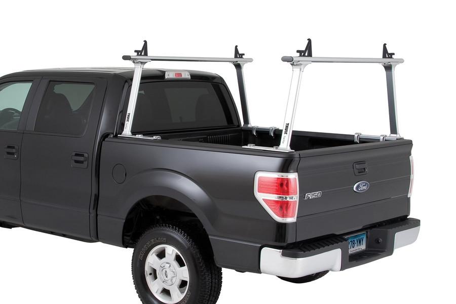 Toyota Tacoma Tool Box >> Thule TracRac TracONE