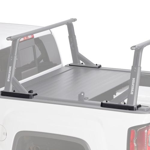 Thule Truck Bed Rack >> Yakima HD Tall T-Slot Racks W/ Conversion Kit and HD Crossbars - Yakima T-Slot Pkg Tall Rack for ...