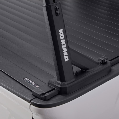 Yakima Hd Tall T Slot Racks W Conversion Kit And Hd