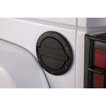 AMP Research Jeep Wrangler JK Fuel Door