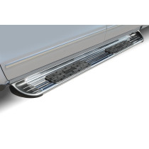 "Raptor 7"" Running Boards - Stainless"