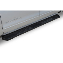 "Raptor 6"" OEM Running Boards - Black Textured Aluminum"