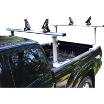Malone Saddle Up Pro™ (set of 4), w/T-Slot Truck Rack Hardware