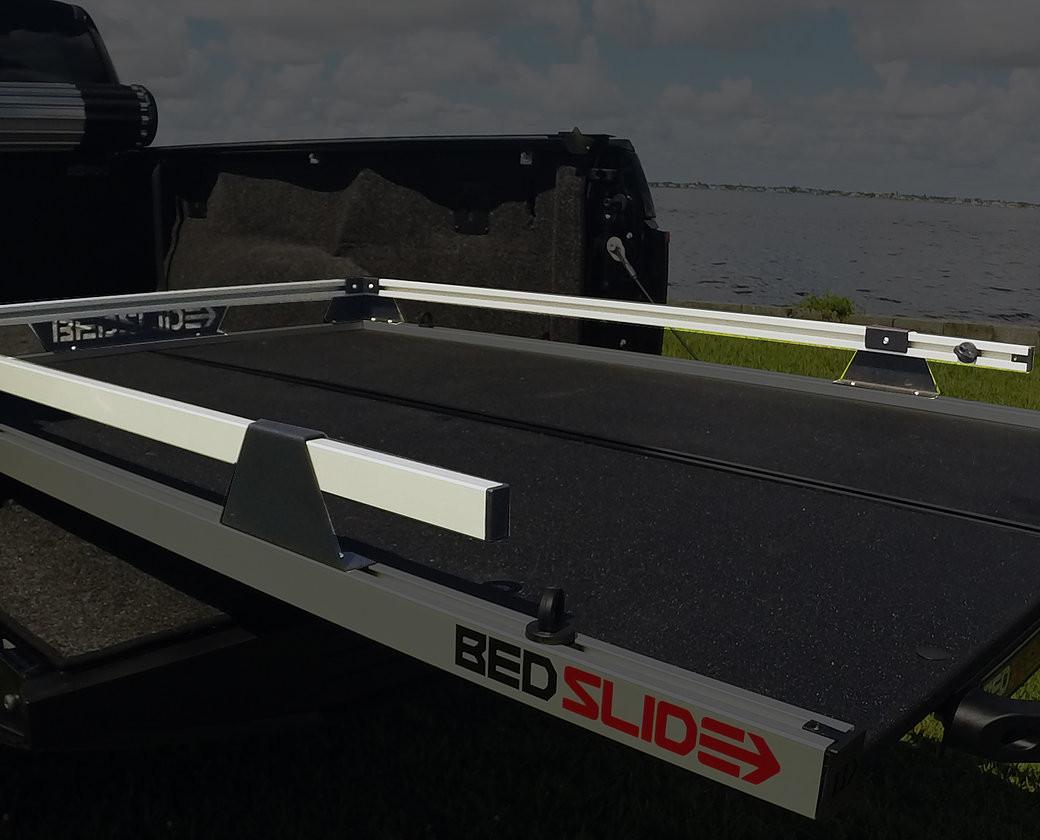 BedSlide S TRAXRAIL Kit
