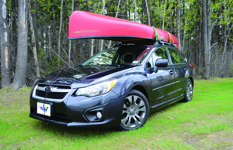 Big Foot Pro™ Canoe Carrier